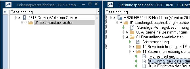 ORCA Helpdesk - ORCA OBJEKT - Erweiterte Kopierfunktionen nutzen (ÖNORM)